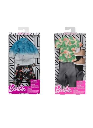 Barbie Fkt44 Ken In Son Moda Kıyafetleri / Fyw83 Renkli